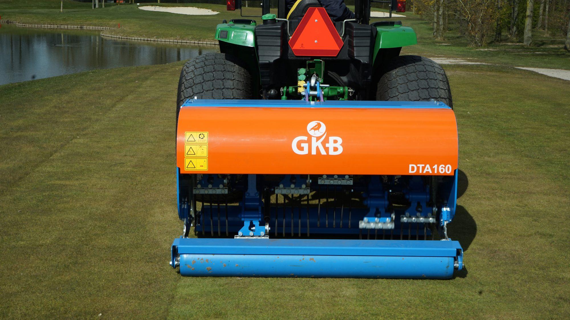 GKB Deep Tine Aerator 160